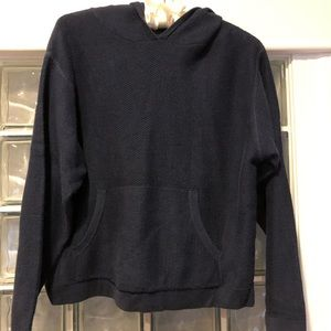Kenneth Cole hooded shirt